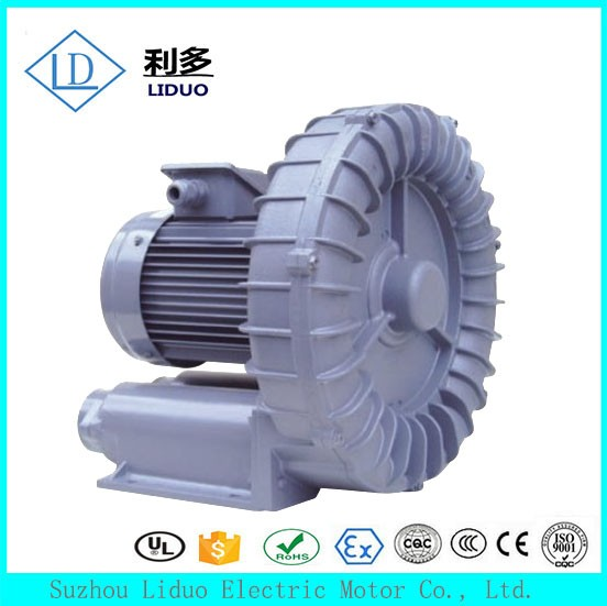 Aluminum Electric Air Ring Vortex Blower,aquaculture air blower,high capacity air blower
