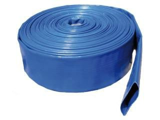 PVC lay flat water hose