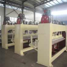 China used needle punching machines for nonwoven production