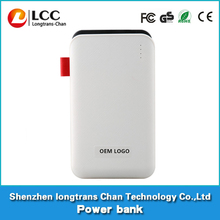 New premium long lasting 4 port 8000mah Battery Power Pack for iphone,android