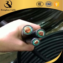 Flexible 10mm OFC Copper battery cable