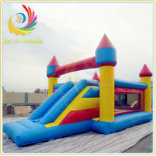 2013 Newest Cheap Inflatable Bouncers with Slide for Sale