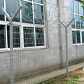Professional factory SGS 358 weld mesh fence