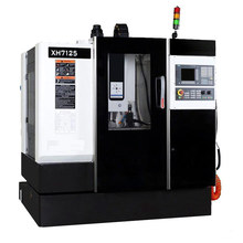 Manufacturer modern cnc vertical machining centers center with atc wholesale