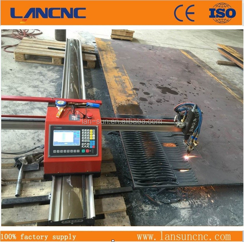 ZLQ cnc flame cutter portable plasma cutting machine