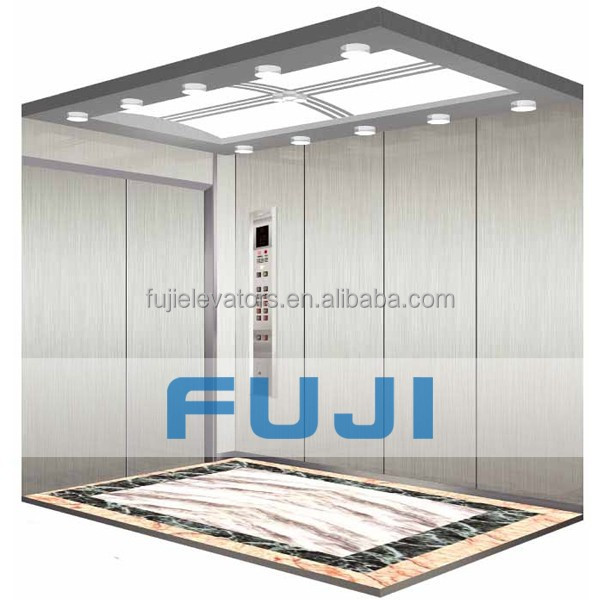 FUJI Space saving hospital bed elevator manufacturer