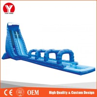 2016 Newest Giant inflatable water slide for adult