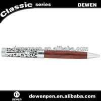 High end wooden gift pen,wooden dewen ball point pen