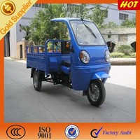China Van cargo tricycle with 150cc for sale / Chongqing Van cargo for 3 wheeler motorcycle on sale