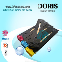 DCC6550 copier toner color for ApeosPort 650I 750I C5540I 6550I 7550I