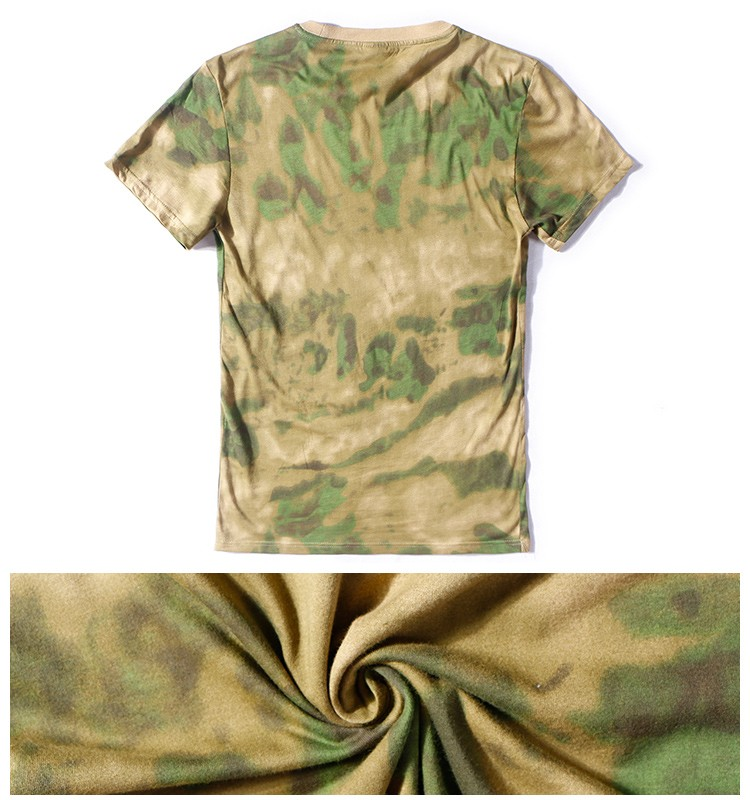 army breathable short sleeve camo shirts for boys