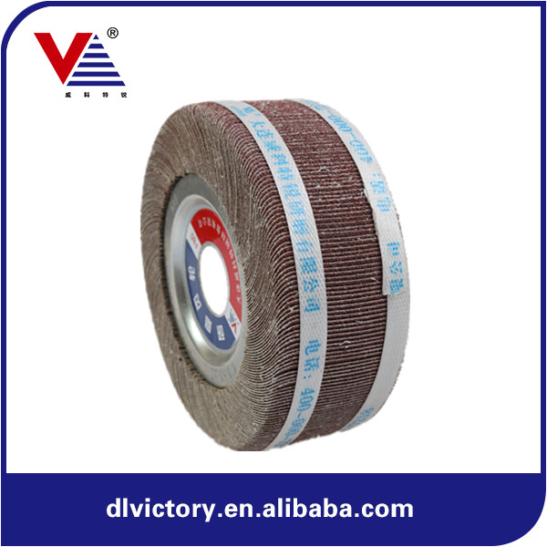 power wheels wholesale, Chucking Flap Wheel for lapidary machines
