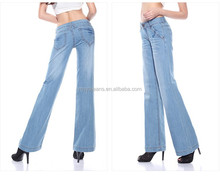 MY-204 Wholesale me miss Promotion Breathable Women denim jean,Fashion Brand plus size women Jeans,Fade To Blue brand women deni