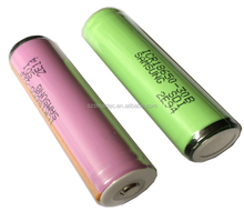 Factory high quality 3.6V 3350mAh Li-ion Protected Rechargeable 18650 Battery Baterie Batteria Baterij Batteri For Flashlight