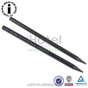 "7"" Dipped 6B Standard Graphite Pencil Hotel Pencil Core 145mm"