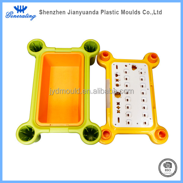 Household plastic products injection mould
