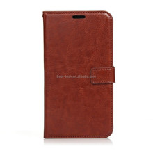 Crazy Horse Pattern Flip Leather Back Cover Case For Huawei Ascend Mate 8