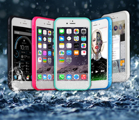 Protective Soft TPU Waterproof Phone Cover Case for iPhone 6/6S