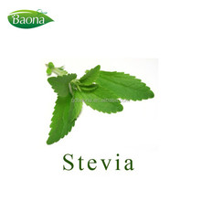 Food additives sweetener stevia stevioside 95% no diabetes