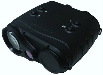 OPO Laser Range Finder