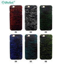 Wholesale Colorful Fluorescence Gel TPU Drawing Case For iPhone 6/s