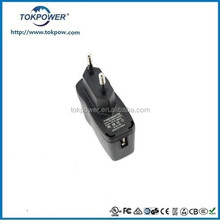 3W 5V 0.5A European-USB style SAA authentication ac dc adapter wall plug style long warranty switching power supply 3W 5V