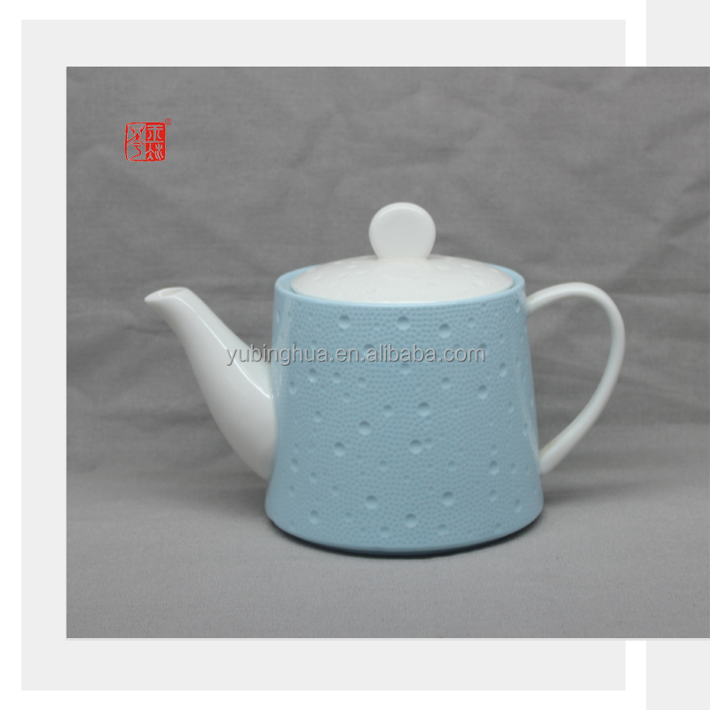 Arabic Teapot Blue and White Factory Direct Wholesale