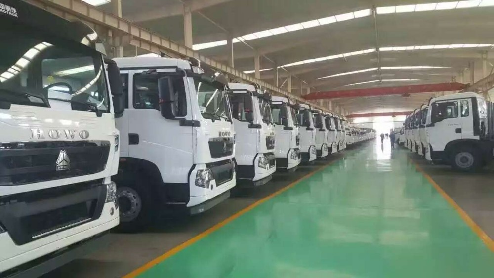 China manufacture 40T aluminum alloy semi-trailer truck