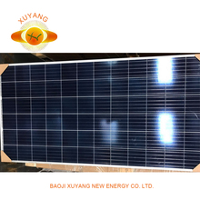 High performance efficiency 285W poly flexible solar panels prices china