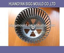 China Factory custom industrial fan blade plastic mold