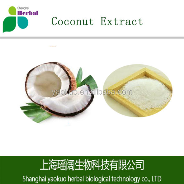 Supply Coconut Extract variety and milk powder with best quality