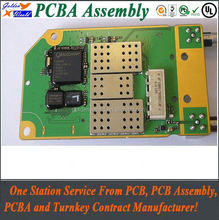 pcba circuit Doorbell pcb assembly with blind burried vias