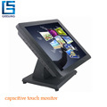15 inch capacitive touch screen monitor/capacitive touch panel with high quality