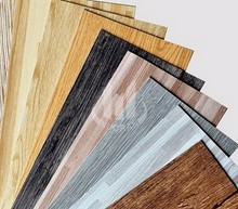 Non-slip Wood Grain/ Wood Look PVC Vinyl Sheet Flooring