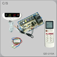 split and cabinet conditioner Control System QD-U10A