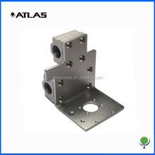 China custom high precision 3D printer metal parts and accessories' supplier, custom cnc machining service included