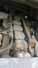 used Germany MAN truck diesel engine model D2866 for sale