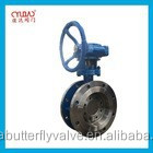 DIN 3354 standard Butterfly Valve factory in China