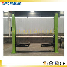 4000kg hydraulic two post car service station equipment
