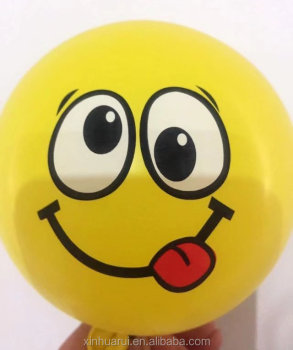 12 inch smile party balloon
