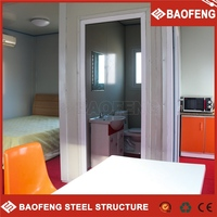 stable structure cheap modern prefab site office porta cabin