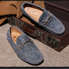 Doug Shoes Crocodile Print Head Layer