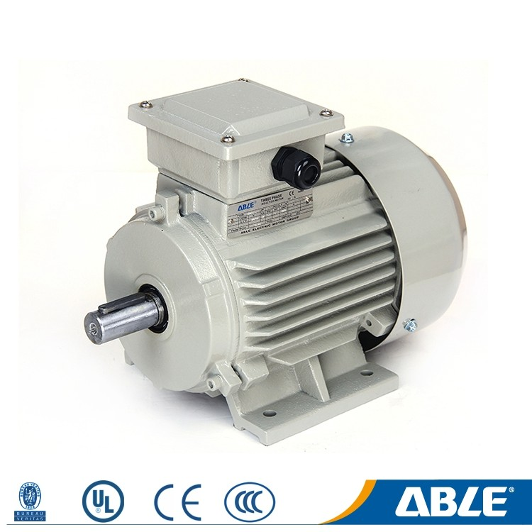 Asynchronous 50/60hz Custom Three 2hp 3 Phase Electric Motor For Sale