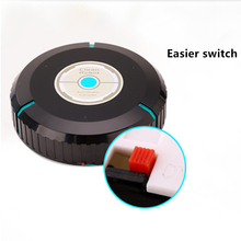 Robot Vacuum Cleaner Smart Sweeping Mopping