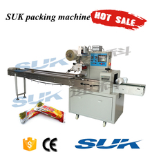 Low Price Automatic Cereal Bar Packaging Machine SK-250B