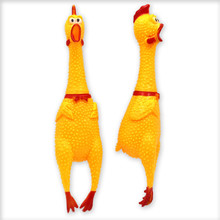 Wholesale venting toy shrilling chicken