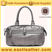 GL732 women 2016 new classical design woman leather genuine handbags