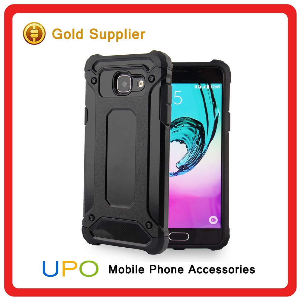 [UPO] Alibaba Express Rugged Hybrid Armor Shockproof Cell Phone Case For Samsung Galaxy A3 2016 A310