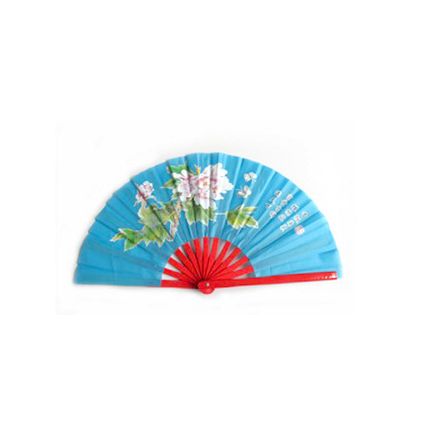 Tai Chi Kung Fu Fan custom printed folding hand fan