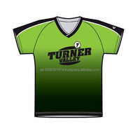 Healy sublimation soccer jersey